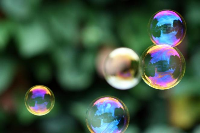 """""""Bubbles"""" © Steffen Ramsaier, 2010. CC BY-NC-ND 2.0."""