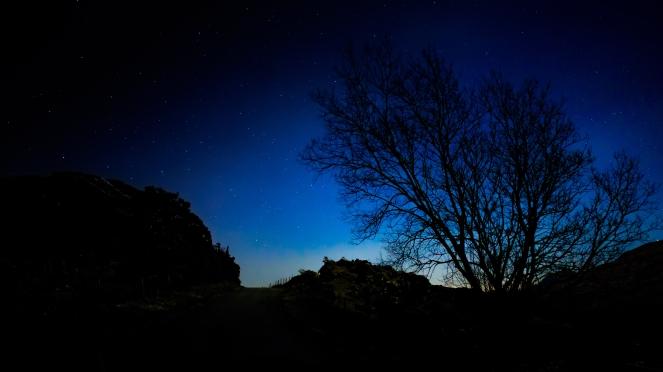 """'The Night Closes in on Us' - Rhyd Ddu, Snowdonia, Wales"" © Adrian Kingsley-Hughes, 2014. CC BY-NC-ND 2.0."