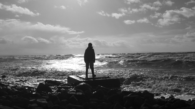 """Seaside Silhouette"" © James Harrison, 2014. CC BY-NC-ND 2.0."