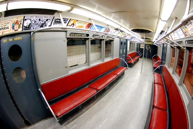 """New York Transit Museum"" © Geoff Wilson, 2008. CC BY-NC-ND 2.0."