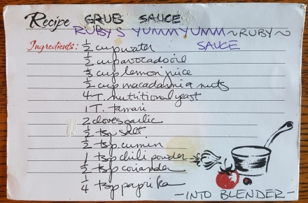 20-04-13-Ruby's Recipies-Grub Sauce